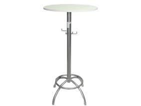 Стол барный круглый, h=1235